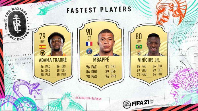 FIFA21 速度狗,任意球高手,传球高手,壮汉汇总