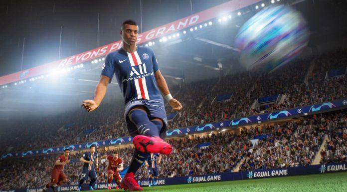 FIFA21 传球技巧