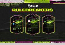 FIFA21 新鬼卡:规则破坏者 预热