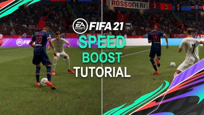 FIFA21 氮气加速教程