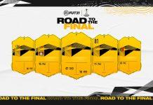 FIFA21 决赛之路欧联动态卡