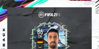 FIFA21 闪回赫迪拉 SBC 作业