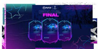 FIFA21 决赛之路欧冠动态卡