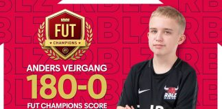 FIFA21 小天才Vejrgang 180胜周赛集锦 11.25