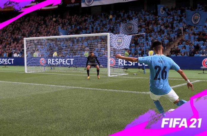 FIFA21 新加入网络连接监测功能