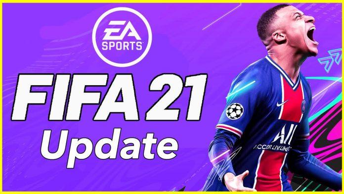 FIFA21 升级补丁
