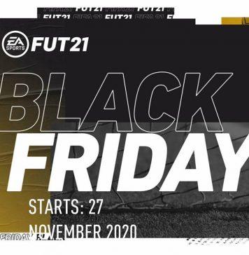 FIFA21 黑色星期五活动