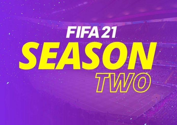 FIFA21 第2赛季