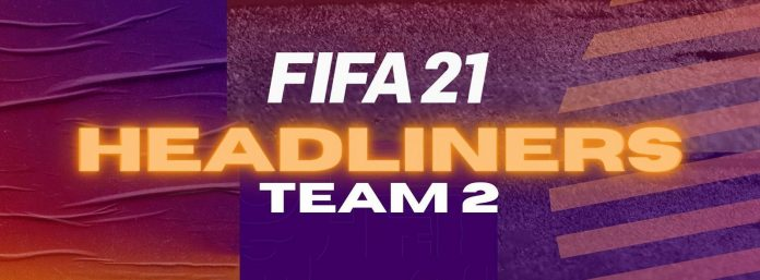 FIFA21 头条卡