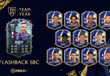 FIFA21 闪回里贝里