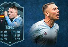 FIFA21 12月西甲 POTM ASPAS