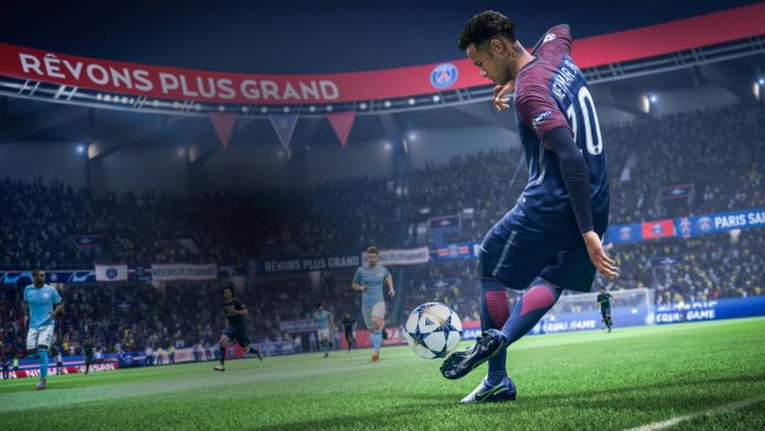 FIFA21 实用花式过人教程:拉球假射