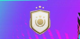 FIFA21 传奇SBC