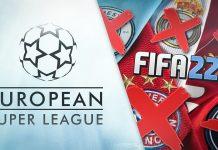 fifa22欧洲超级联赛