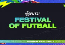 fifa21 FUTball 活动