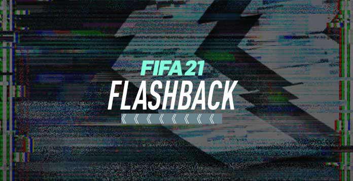 FIFA21 闪回卡