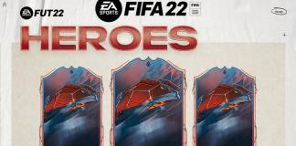 fifa22 英雄卡