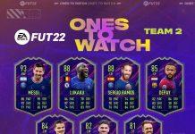 FIFA22 OTW TEAM2